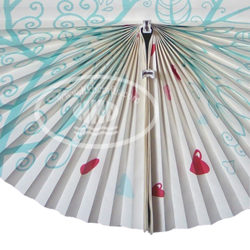 Beautiful Handmade Foldable Paper Window Curtain For Home Decoration
