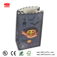 High Quality Chinese Products Luminary Led Candle Bag Paper Craft Decoration Lantern